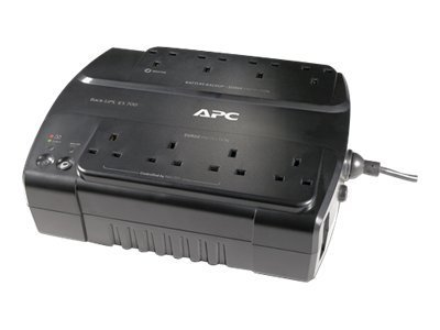 APC Power-Saving Back-UPS 550, 230V BS1363
