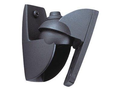 VLB 500/ Loudspeaker wall mount (2x) 5kg Black
