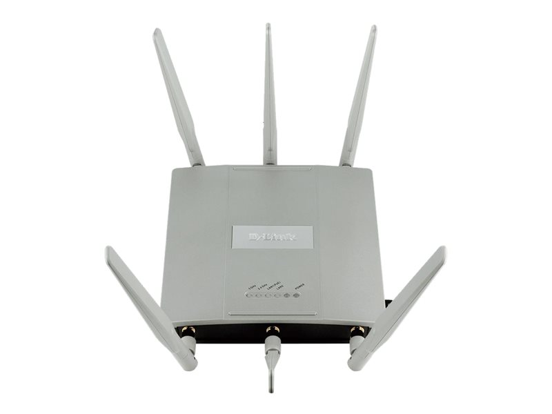 Wireless AC1750 Simultaneous Dual-Band PoE Access Point- 1750Mbps Wireless LAN Indoor Access Point- Concurrent 2.4Ghz/5Ghz 802.11n (11a/g) Wireless Connectivity- 5GHz at 1300Mbps 3Tx3R solution 11ac/a/n compatibility- 2.4GHz