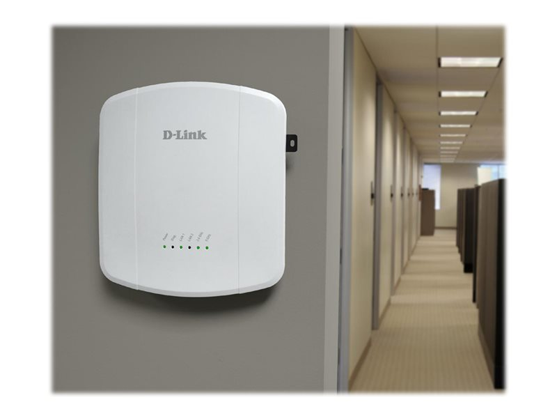 Unified Wireless AC1750 Dual-Band PoE AP