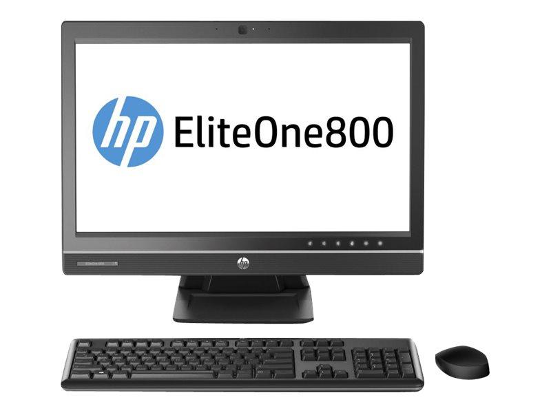 HP 800EO AiO NT Intel Core i3-4130, Windows 8.1 Pro downgraded to Windows 7 Pro 64, 4GB DDR3-1600 RAM, 500GB HDD 7200 SATA, Multicard Reader DVD+/-RW, 3 Year Warranty United Kingdom