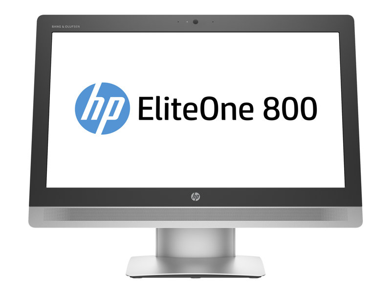 HP EliteOne 800 G2 - All-in-one - Core i7 6700 / 3.4 GHz - RAM 8 GB - Hybrid Drive 1 TB (8 GB) - DVD SuperMulti - HD Graphics 530 - GigE - WLAN: 802.11a/b/g/n, Bluetooth 4.0 - Win 7 Pro 64-bit (includes Win 10 Pro 64-bit Lice