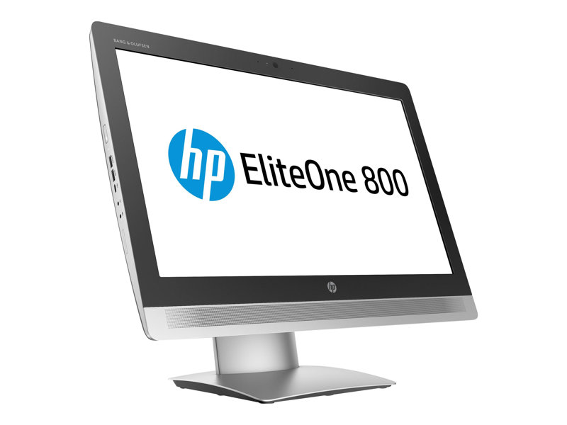 HP EliteOne 800 G2 - All-in-one - 1 x Core i5 6500 / 3.2 GHz - RAM 4 GB - HDD 500 GB - DVD SuperMulti - HD Graphics 530 - GigE - WLAN: 802.11a/b/g/n/ac - Win 7 Pro 64-bit - vPro - monitor: LED 23 1920 x 1080 (Full HD) - keyb