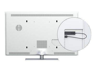 Microsoft Wireless Display Adapter v2 - wireless video/audio extender - range upto 7m