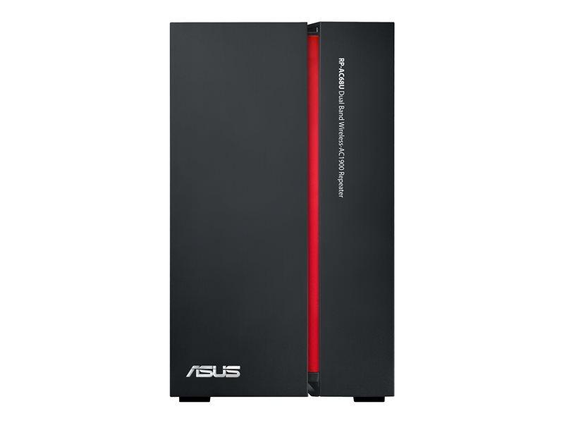ASUS RP-AC68U - Wi-Fi range extender - Wi-Fi - Dual Band