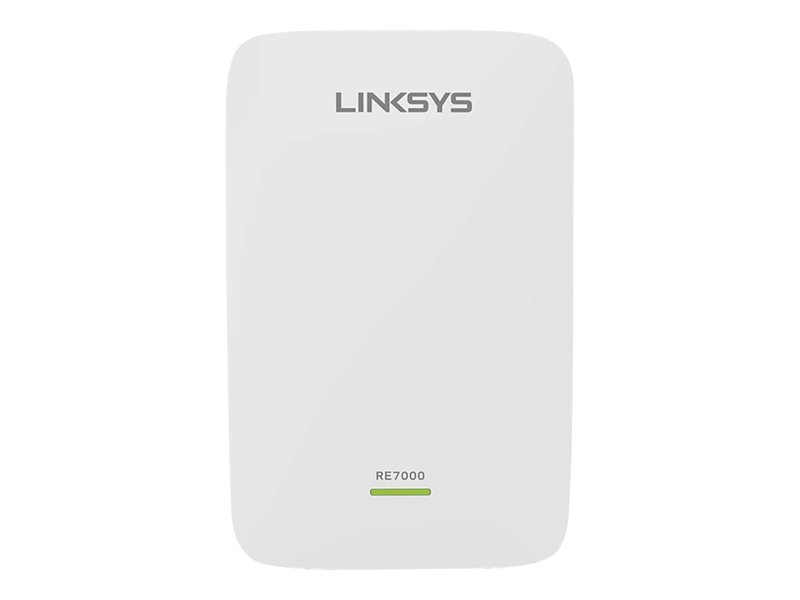 Linksys RE7000 - Wi-Fi range extender - Wi-Fi - Dual Band