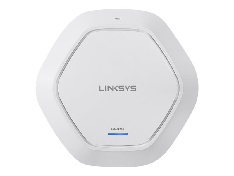 Linksys Business LAPAC2600 - Radio access point - Wi-Fi - Dual Band