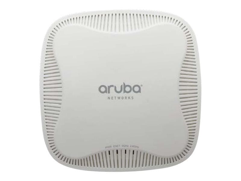 HPE Aruba Instant IAP-205 (RW) - Radio access point - Wi-Fi - Dual Band - in-ceiling