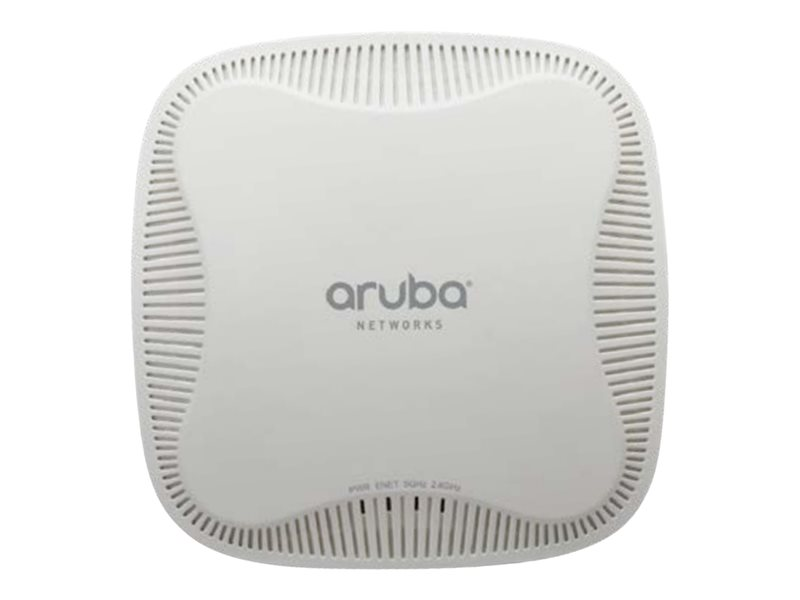 HPE Aruba Instant IAP-205 (RW) FIPS/TAA-compliant - Radio access point - Wi-Fi - Dual Band - in-ceiling