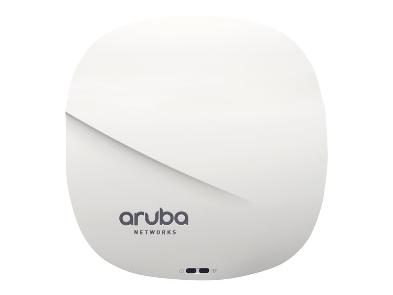 HPE Aruba Instant IAP-334 (RW) - Radio access point - Wi-Fi - Dual Band - DC power - in-ceiling