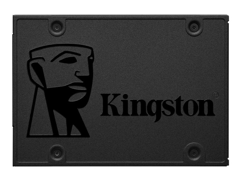 Kingston SSDNow A400 - Solid state drive - 480 GB - internal - 2.5 - SATA 6Gb/s