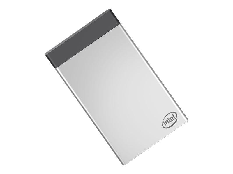 Intel Compute Card CD1C64GK - Card - Celeron N3450 / 1.1 GHz - RAM 4 GB - flash - eMMC 64 GB - HD Graphics 500 - WLAN: 802.11a/b/g/n/ac, Bluetooth 4.2 - monitor: none