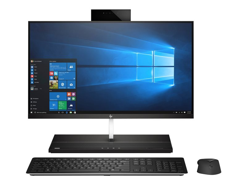 HP EliteOne 1000 G1 - All-in-one - 1 x Core i5 7500 / 3.4 GHz - RAM 8 GB - SSD 256 GB - NVMe - HD Graphics 630 - GigE - Win 10 Pro 64-bit - monitor: LED 23.8 1920 x 1080 (Full HD)