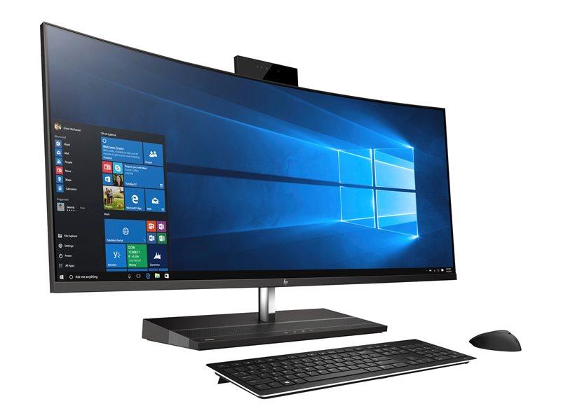 HP EliteOne 1000 G1 - All-in-one - 1 x Core i5 7500 / 3.4 GHz - RAM 8 GB - SSD 256 GB - NVMe, TLC - HD Graphics 630 - GigE - WLAN: 802.11a/b/g/n/ac, Bluetooth 4.2 - Win 10 Pro 64-bit - vPro - monitor: LED 34 3440 x 1440 (UWQ
