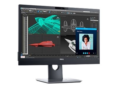 Dell 24 Video-conferencing Monitor P2418HZ 60 5cm (23 8
