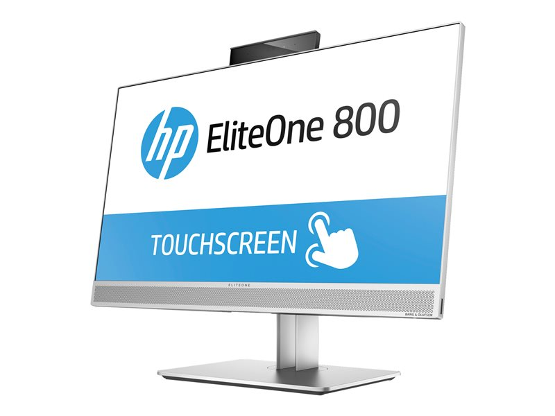HP EliteOne 800 G3 - All-in-one - 1 x Core i5 7500 / 3.4 GHz - RAM 8 GB - SSD 256 GB - NVMe, TLC - DVD-Writer - HD Graphics 630 - GigE - WLAN: 802.11a/b/g/n/ac, Bluetooth 4.2 - Win 10 Pro 64-bit - vPro - monitor: LED 23.8 19