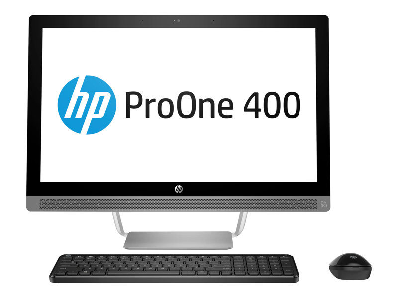 HP ProOne 440 G3 - All-in-one - 1 x Core i5 7500 / 3.4 GHz - RAM 8 GB - SSD 256 GB - DVD-Writer - HD Graphics 630 - GigE - WLAN: 802.11a/b/g/n, Bluetooth 4.0 - Win 10 Home 64-bit - monitor: LED 23.8 1920 x 1080 (Full HD) - k