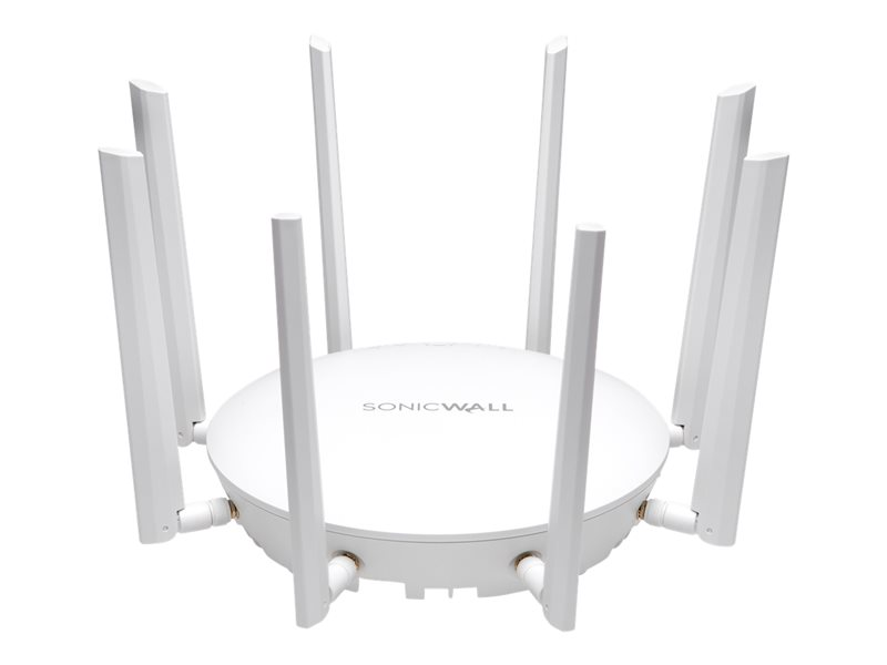 SonicWall SonicWave 432e - Radio access point - with 3 years Activation and 24x7 Support - 802.11ac Wave 2 - Wi-Fi - Dual Band - SonicWALL Secure Upgrade Plus Program