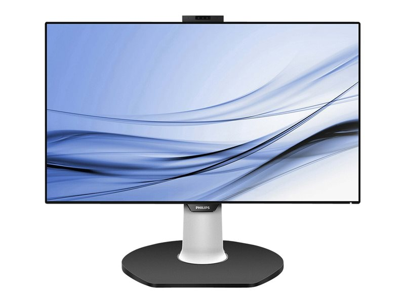 Philips P-line 329P9H - LED monitor - 32 (31.5 viewable) - 3840 x 2160 4K - IPS - 350 cd/m? - 1300:1 - 5 ms - 2xHDMI, DisplayPort, USB-C - speakers - black texture