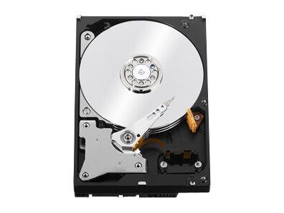 WD Red NAS Hard Drive WD20EFAX - Hard drive - 2 TB - internal - 3.5 - SATA 6Gb/s - 5400 rpm - buffer: 256 MB