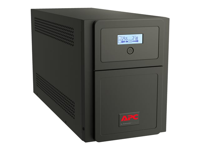 APC Easy UPS SMV SMV2000CAI - UPS - AC 220/230/240 V - 1400 Watt - 2000 VA 7 Ah - RS-232, USB - output connectors: 6