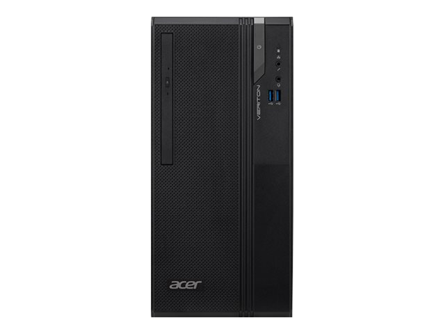 Acer Veriton Essential ES2 VES2730G - MT - 1 x Core i5 9400 / 2.9 GHz - RAM 8 GB - HDD 1 TB - DVD-Writer - HD Graphics 630 - GigE - Win 10 Pro 64-bit - monitor: none