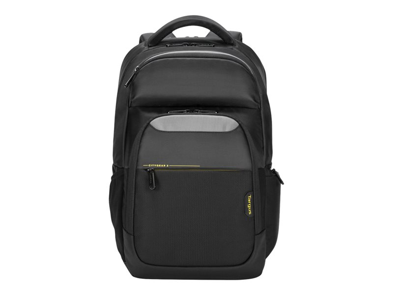 Targus CityGear Laptop Backpack - Notebook carrying backpack - 12 - 14 - black