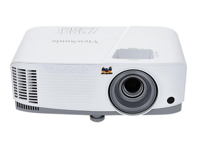 ViewSonic PG707X - DLP projector - 4000 ANSI lumens - XGA (1024 x 768) - 4:3