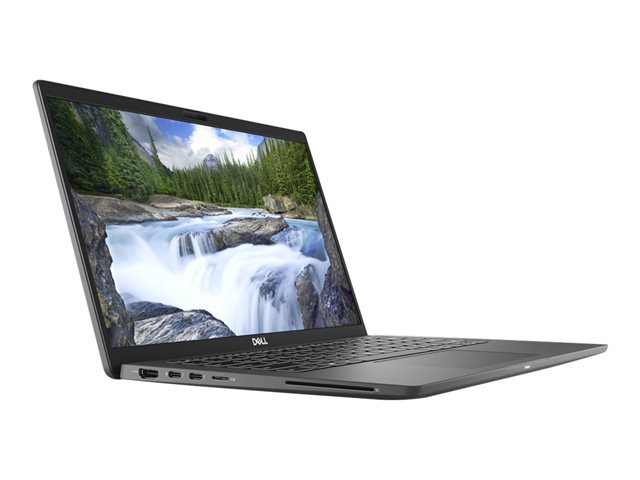 Dell Latitude 7410 - Core i5 10210U / 1.6 GHz - Win 10 Pro 64-bit - 8 GB RAM - 256 GB SSD NVMe - 14 1920 x 1080 (Full HD) - UHD Graphics - Wi-Fi, Bluetooth - black - BTS - with 3 Years Basic Onsite