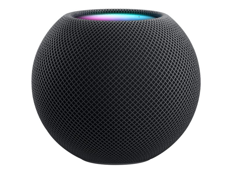 Apple HomePod mini - Smart speaker - Wi-Fi, Bluetooth - App-controlled - space grey