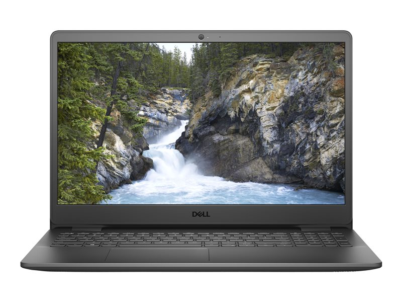 Dell Vostro 3501 - Core i3 1005G1 / 1.2 GHz - Win 10 Pro 64-bit - 8 GB RAM - 256 GB SSD NVMe - 15.6 1920 x 1080 (Full HD) - UHD Graphics - Wi-Fi, Bluetooth - black - BTS - with 1 Year Dell Collect and Return Service