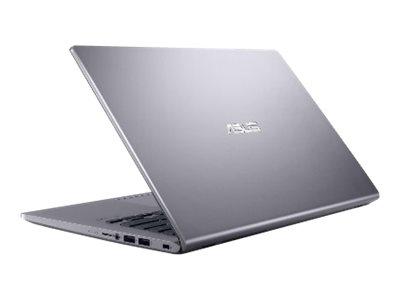 ASUS P1411CDA EK318R - Ryzen 5 3500U / 2.1 GHz - Win 10 Pro - 8 GB RAM - 256 GB SSD NVMe - 14 1920 x 1080 (Full HD) - Radeon Vega 8 - Wi-Fi, Bluetooth - slate grey