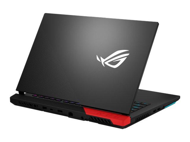 ASUS ROG Strix G15 G513QM-HF023T - Ryzen 9 5900HX / 3.3 GHz - Windows 10 - 16 GB RAM - 1 TB SSD NVMe - 15.6 1920 x 1080 (Full HD) @ 300 Hz - GF RTX 3060 - Wi-Fi 6, Bluetooth